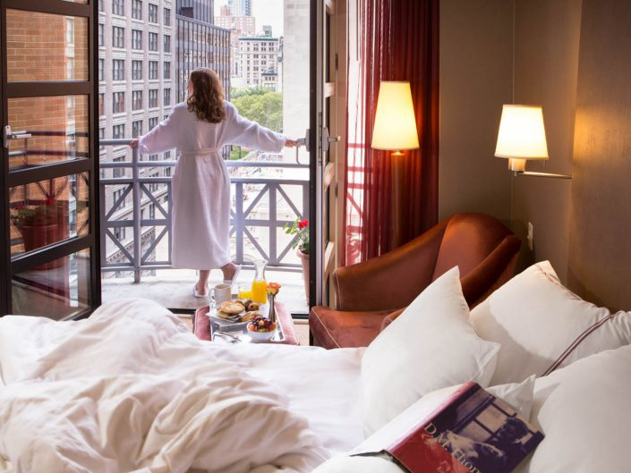 Hotel Giraffe, New York City