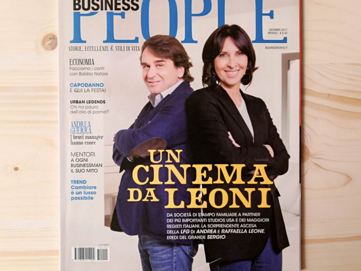 Business People - Andrea e Raffaella Leone