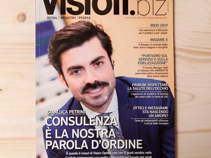 VISION.BIZ - Gianluca Petrini